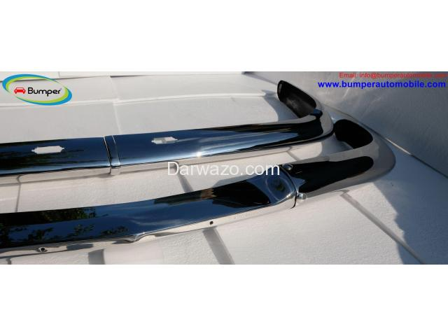 Bumper Set Fits BMW 2000 CS Year (1965-1969) - 1