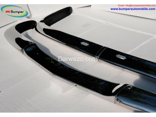 Bumper Set Fits BMW 2000 CS Year (1965-1969) - 3