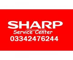 SHARP Service Center In Karachi 03342476244