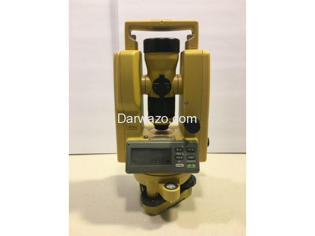Electronic Digital Theodolite Topcon (Made in Japan) - 1