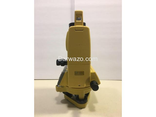 Electronic Digital Theodolite Topcon (Made in Japan) - 2