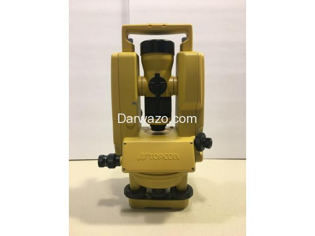 Electronic Digital Theodolite Topcon (Made in Japan) - 3
