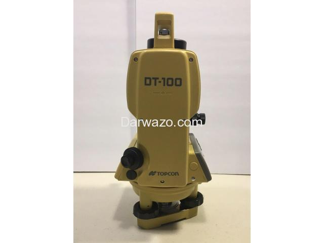 Electronic Digital Theodolite Topcon (Made in Japan) - 4