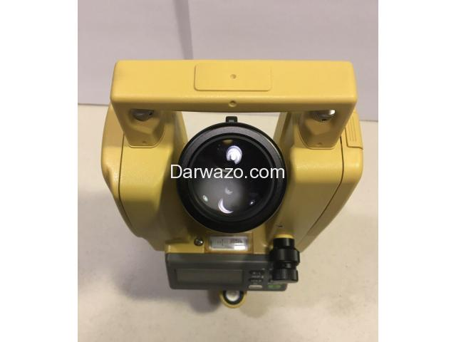 Electronic Digital Theodolite Topcon (Made in Japan) - 5