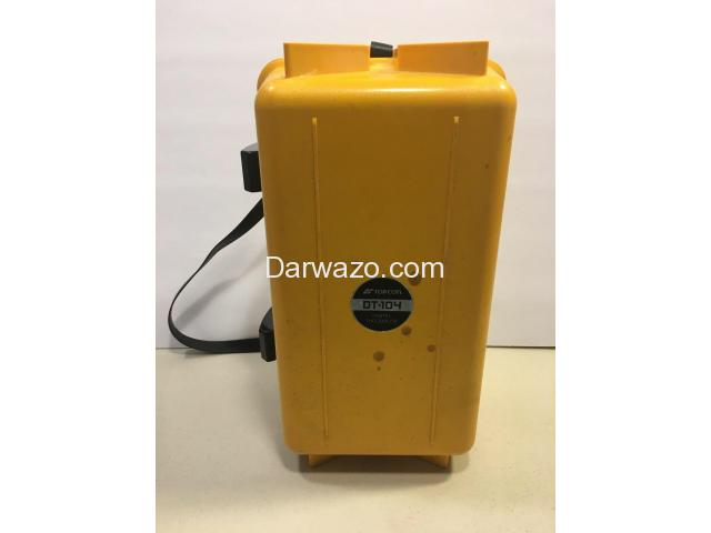 Electronic Digital Theodolite Topcon (Made in Japan) - 7