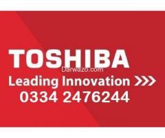 Toshiba Service Center In Karachi 03342476244