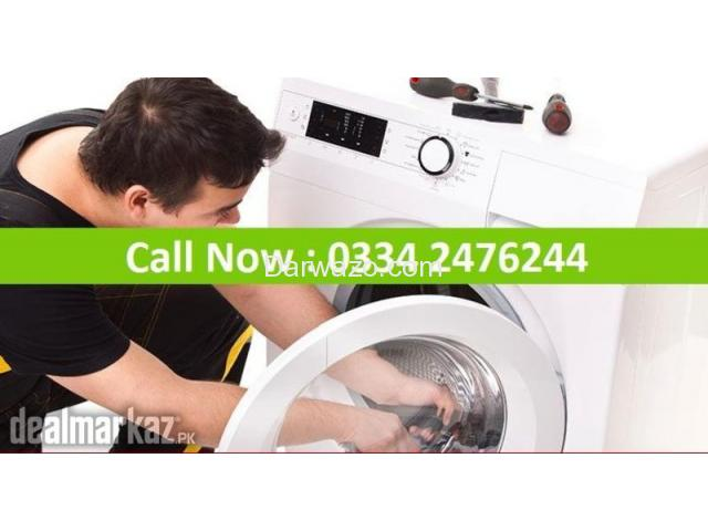 All Types Of Fully Automatic Washing Machine Repair Services All Karachi - 1