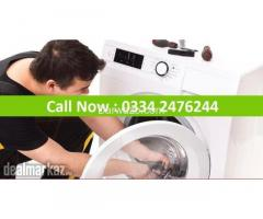All Types Of Fully Automatic Washing Machine Repair Services All Karachi