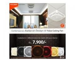 18 Hi-Speed Decorative False Ceiling Fan
