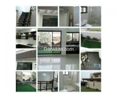 5 BR, 418 ft² – Villa | On Kanal | 5 BRs | Newly Constructed For SALE - LHE PAK.