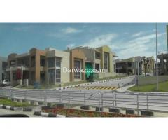 2250 ft² – 10 Marla Boulevard Back Open Plot In Overseas Sector 1 Bahria p8