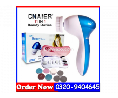11 In 1 - Beauty Device Multifunction Face Massager In All Pakistan