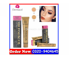 Dermacol Make Up Cover Foundation In Pakistan