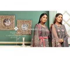 Embroidered Masuri Formal