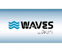 WAVES Services Center In Karachi 03317529733