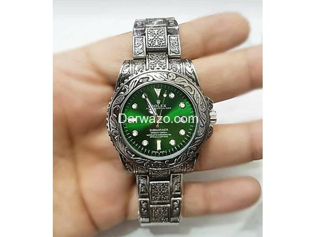 Watches Collection for Sale Engraved dial  - 1