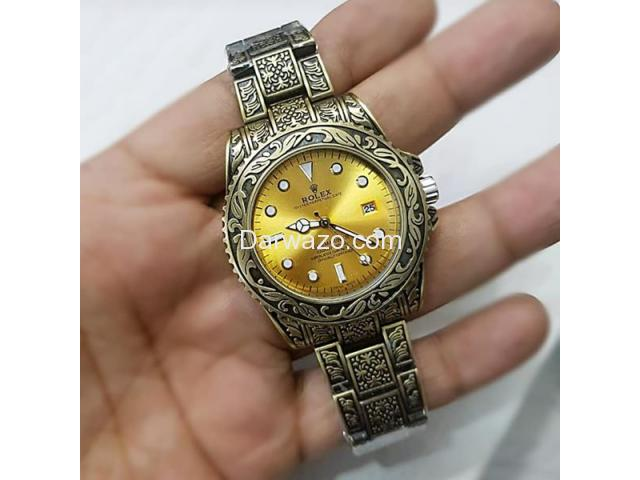 Watches Collection for Sale Engraved dial  - 2