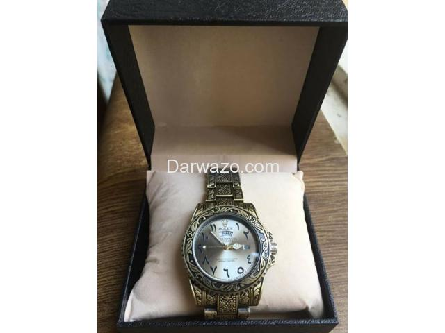 Watches Collection for Sale Engraved dial  - 3