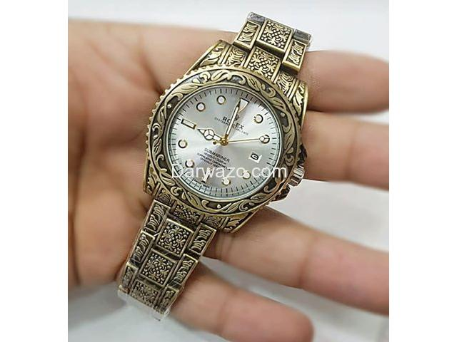 Watches Collection for Sale Engraved dial  - 5