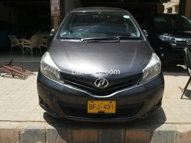 Toyota Vitza for Sale - 2012 Model - Reg 2016 - 2