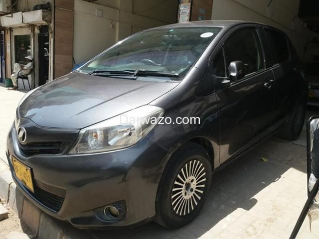 Toyota Vitza for Sale - 2012 Model - Reg 2016 - 3