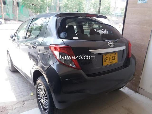 Toyota Vitza for Sale - 2012 Model - Reg 2016 - 5
