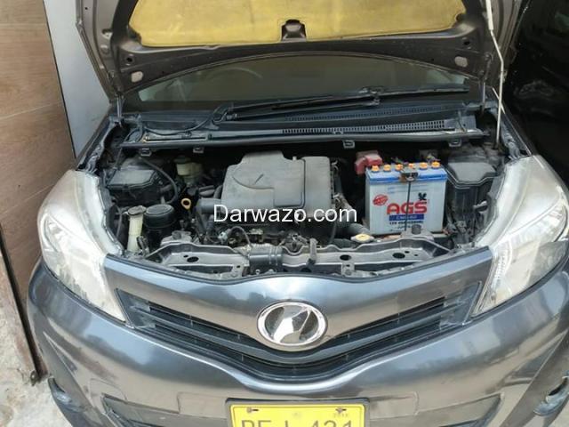 Toyota Vitza for Sale - 2012 Model - Reg 2016 - 7