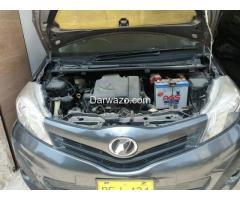 Toyota Vitza for Sale - 2012 Model - Reg 2016 - Image 7