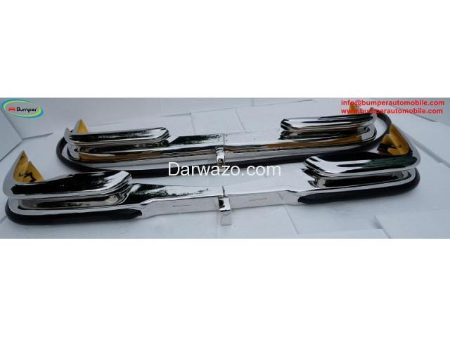Mercedes W111 3.5 coupe bumpers - 1