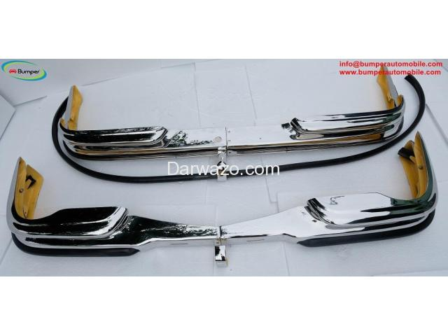 Mercedes W111 3.5 coupe bumpers - 2