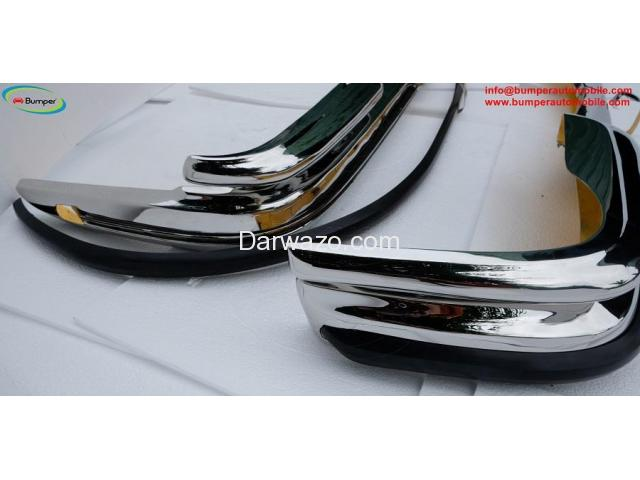 Mercedes W111 3.5 coupe bumpers - 3