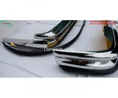 Mercedes W111 3.5 coupe bumpers - Image 3