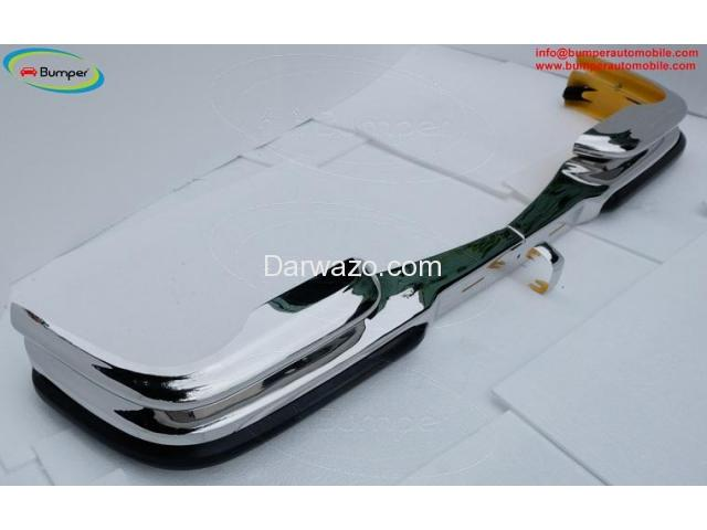 Mercedes W111 3.5 coupe bumpers - 4