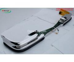 Mercedes W111 3.5 coupe bumpers - Image 4