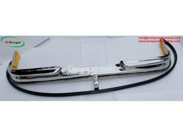Mercedes W111 3.5 coupe bumpers - 6