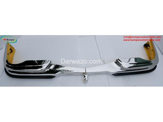 Mercedes W111 3.5 coupe bumpers - 7