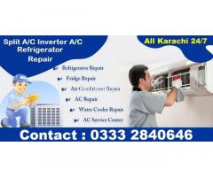 All Types Of Split A/C Repair Installation Services 0333 2840646