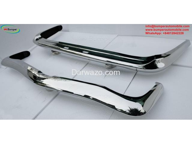 BMW 3200 CS bumpers - 3