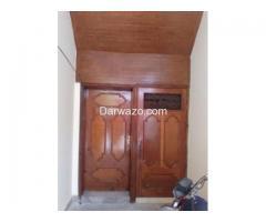 1 BR, 900 ft² – Full Ground Floor Apartment (2 Washrooms) Very Near F-10 Markaz
