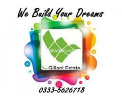 Plot File For Sale In Faisal Hills Main Gt Road N 5 Taxila