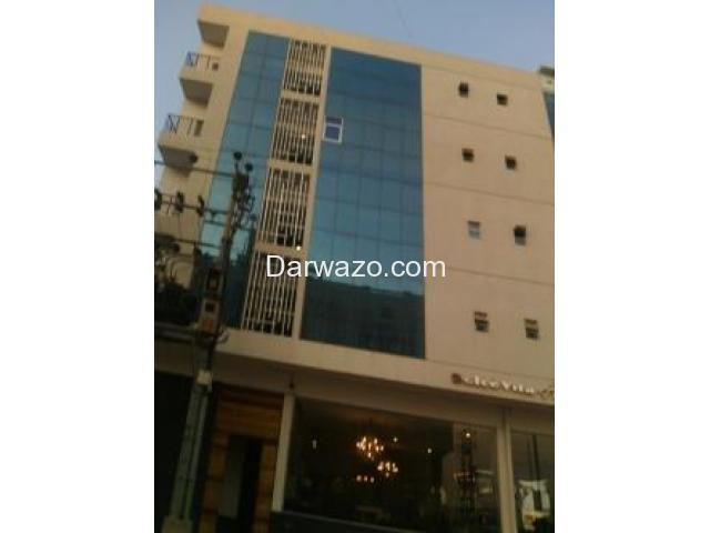 1 BR, 500 ft² – 500 sq ft office for rent in Bukhari Commercial DHA - 1