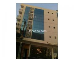 1 BR, 500 ft² – 500 sq ft office for rent in Bukhari Commercial DHA