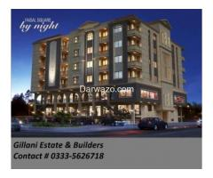 3 Bed Rooms Apartment Available In Faisal Town Faisal square