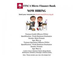 Trainee Credit Officers Required - Multiple Locations