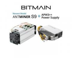 Selling Bitmain Antminer S9 14th with PSU/ Chat +17622334358 - Image 2