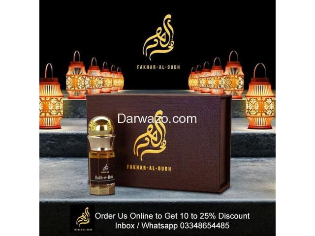 Fakhar Al Oudh | Provide Oudh And Attars In Islamabad, Pakistan - 2