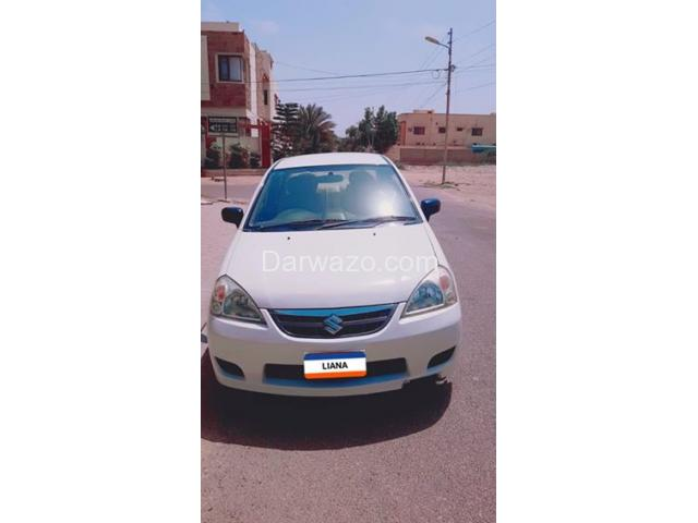 Suzuki Liana RXI 2012 For Sale - 1/9