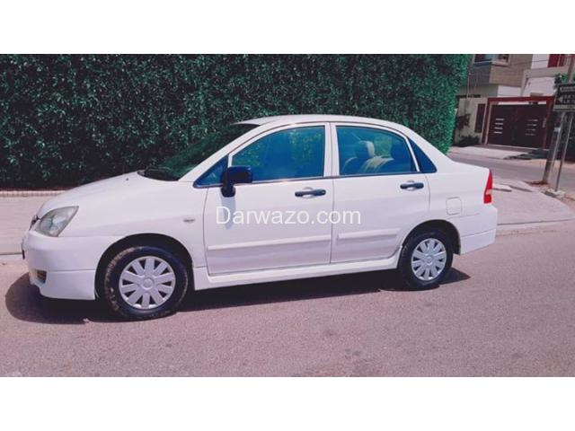 Suzuki Liana RXI 2012 For Sale - 4/9