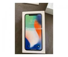 Apple Iphone X - First Copy - Turkish - With Box and Charger