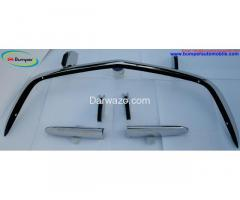 Front and Back Opel GT bumpers